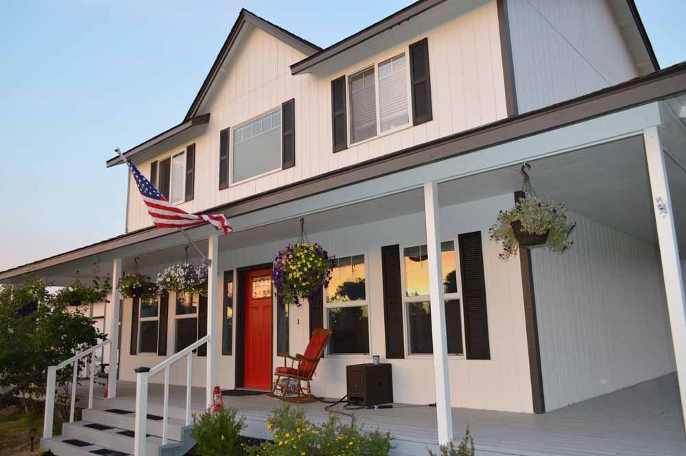 Residential Exterior Painting gallery