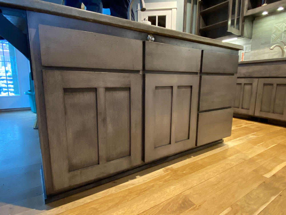 Cabinet Refinishing gallery